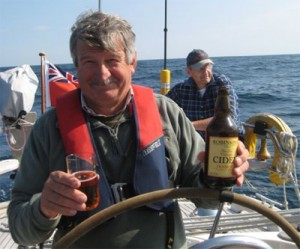 Cider At Sea